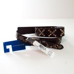 Rebecca Minkoff studded belt